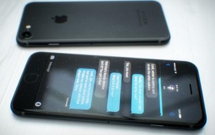 iPhone 7 sẽ bán ra với 5 màu khác nhau, có cả màu đen bóng