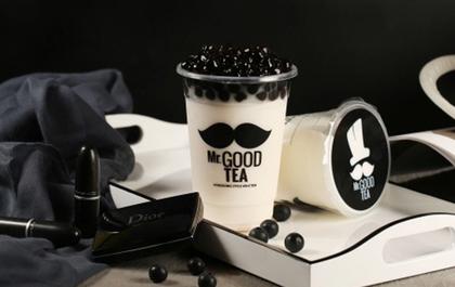 Mr Good Tea – Pha chế sạch, trà sữa thơm ngon