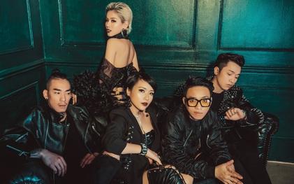 """Điểm danh 6 cá tính của team Yến Lê - Yanbi tại """"The Remix 2017"""""""