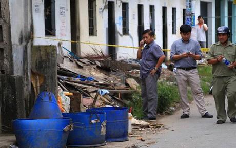 Người vợ chính là nghi phạm vụ sát hại, vứt đầu người đàn ông trong thùng rác ở Bình Dương