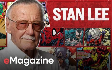 Stan Lee: Vĩnh biệt, huyền thoại của những huyền thoại