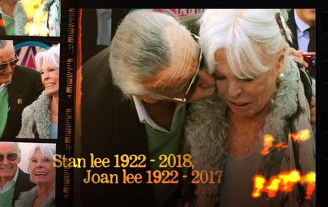 """Mối tình kỳ diệu nhất Hollywood của Stan Lee: Yêu từ khi chưa gặp mặt, mất 2 tuần để """"đập chậu cướp hoa"""" rồi bên nhau 70 năm không rời"""