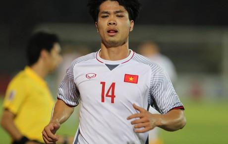 Trực tiếp Myanmar 0-0 Việt Nam (Hết H1): Văn Đức dứt điểm trúng cột dọc