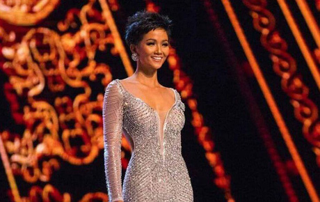 Trực tiếp chung kết Miss Universe 2018: H'Hen Niê chính thức lọt Top 20