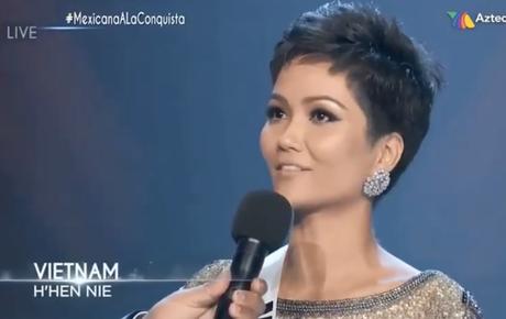 Trực tiếp chung kết Miss Universe 2018: H'Hen Niê chính thức lọt Top 10 chung cuộc, làm nên lịch sử cho nhan sắc Việt sau 10 năm