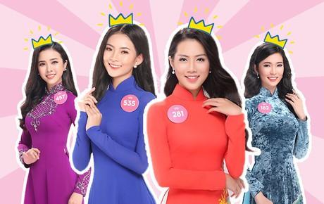 Lộ diện những ứng cử viên đầu tiên có thể là người kế nhiệm Đỗ Mỹ Linh đăng quang Hoa hậu Việt Nam