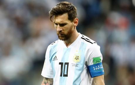 ĐỊA CHẤN: Argentina thua thảm Croatia, nguy cơ chia tay World Cup 2018 ngay từ vòng bảng