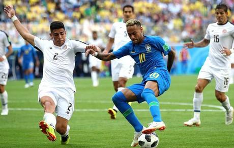 TRỰC TIẾP (H2) Brazil 0-0 Costa Rica: Xà ngang cứu thua cho Costa Rica