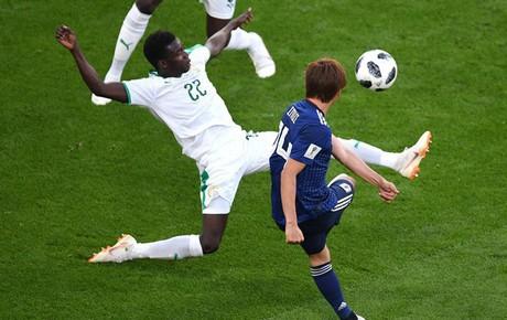 TRỰC TIẾP (H2) Nhật Bản 1-1 Senegal: Takashi Inui cứa lòng trúng xà ngang