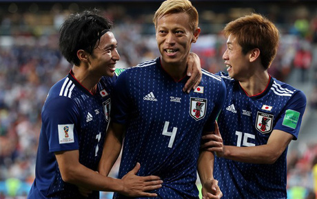 TRỰC TIẾP (H2) Nhật Bản 2-2 Senegal: Honda gỡ hòa đầy cảm xúc