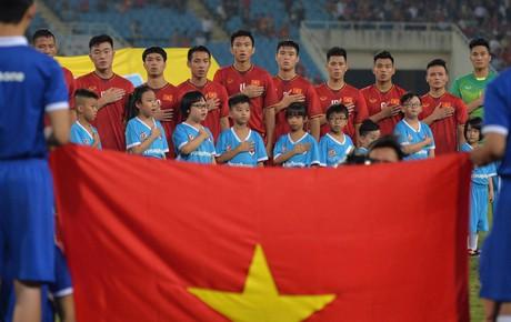 TRỰC TIẾP (H1) Olympic Việt Nam 0-0 Olympic Pakistan: Hàng công cực mạnh
