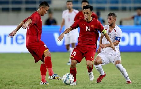 TRỰC TIẾP (H1) Olympic Việt Nam 0-0 Olympic Pakistan: Văn Quyết bỏ lỡ cơ hội