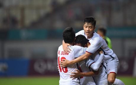 TRỰC TIẾP (H2) Olympic Việt Nam 2-0 Olympic Nepal: Văn Đức nhân đôi cách biệt