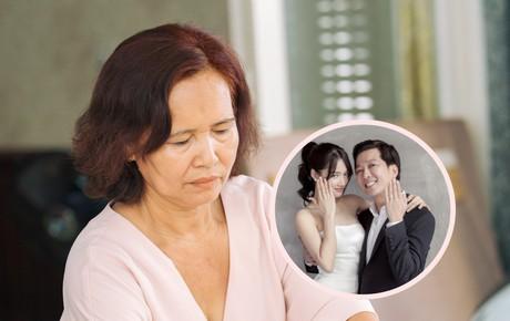 """Clip Mẹ Nhã Phương rưng rưng chia sẻ trước đám cưới: """"Giang nói má an tâm, bây giờ con chỉ lo cho Phương thôi"""""""