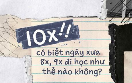 """8x, 9x ơi, chúng ta đã """"đủ già"""" để nhận ra rằng: Chuyện học hành của thế hệ 10x khác xưa nhiều lắm"""