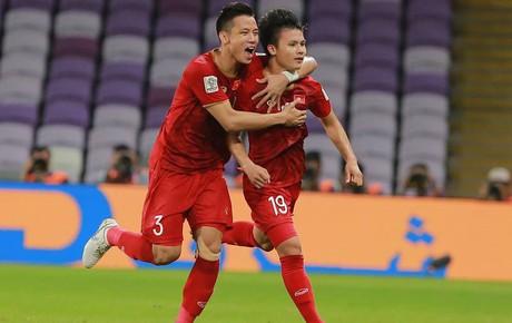 [Trực tiếp Asian Cup 2019] Việt Nam 1-0 Yemen (H1): Quang Hải lập siêu phẩm sút phạt