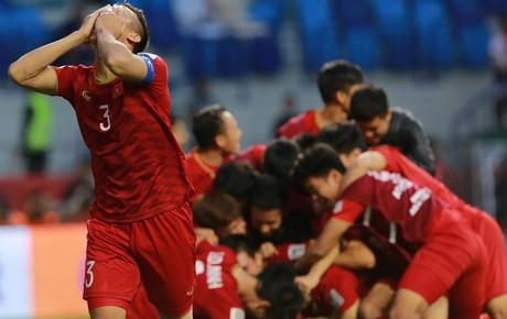 [Trực tiếp Asian Cup 2019] Việt Nam vs Nhật Bản: Chờ thầy trò HLV Park Hang-seo tạo nên kỳ tích tiếp theo