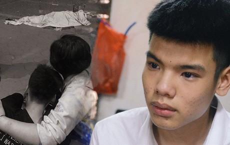 """Con trai nữ công nhân môi trường bị xe điên tông tử vong: """"Mẹ em ngày chạy Grab, tối làm công nhân để lo cho em ăn học..."""""""