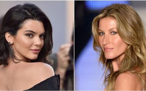 Kendall Jenner bất ngờ đánh bại đàn chị Gisele Bündchen, trở thành người mẫu có thu nhập cao nhất thế giới