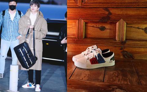 Dạo này Center quốc dân Kang Daniel chỉ đi giày trắng và đây là lí do