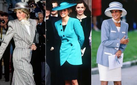 Đi đám cưới mà diện nào jumpsuit, nào menswear, Công nương Diana chính là khách mời Hoàng gia có style chất nhất