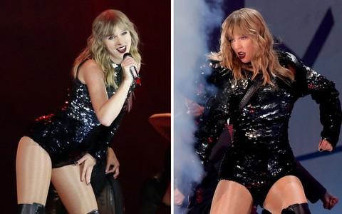 Thời trang tour diễn Reputation: Taylor Swift thay đồ 9 lần, dù béo lên nhưng diện bộ nào cũng sexy và quyền lực