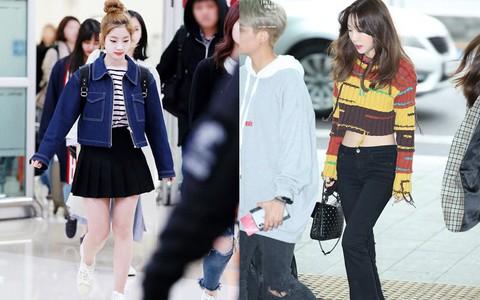Cao một mét bẻ đôi nhưng idol Kpop lúc nào cũng mặc đẹp vì thủ sẵn những bí kíp sau