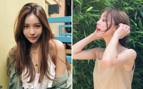 Diện chán các màu tóc tẩy thời thượng, con gái châu Á đang đồng loạt quay lại với tóc nâu hè này