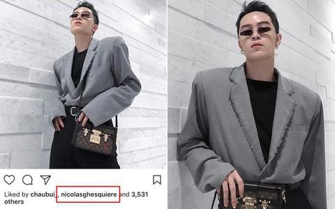 Sau đi đã like chán ảnh Châu Bùi, Giám đốc sáng tạo của Louis Vuitton bắt đầu like đến Kelbin Lei
