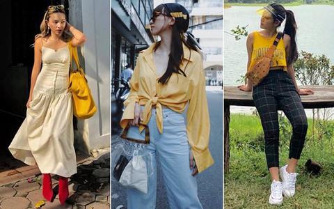 Châu Bùi, Salim và Hoàng Yến Chibi cùng ươm sắc vàng cho street style tháng 8: Ai cool nhất?