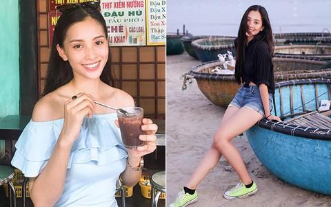 Hoa hậu Trần Tiểu Vy chính là minh chứng: chẳng cần kiểu tóc cầu kỳ, con gái Việt để tóc dài đã đủ xinh ngất ngây