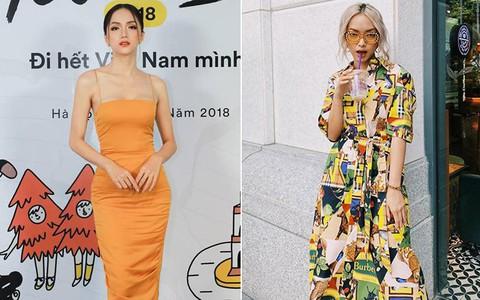 Từ Hương Giang, Hà Tăng đến Châu Bùi, Quỳnh Anh Shyn đều đang lăng xê nhiệt tình tóc ngôi giữa