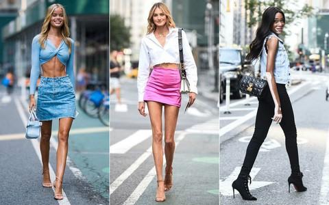 Dàn mẫu sexy chân dài tới nách nô nức casting cho Victoria's Secret Show 2018, mẫu bạch biến Winnie Harlow lần đầu trúng show