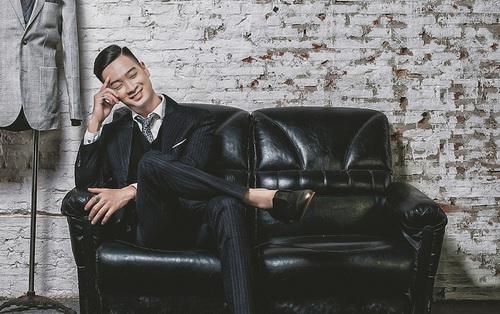 """SlimV hứa hẹn """"bùng nổ"""" với dự án lớn vinh danh âm nhạc dân tộc trong năm 2017"""