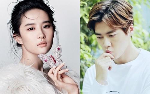 """Lưu Diệc Phi – Lý Dịch Phong sẽ đóng """"Titanic"""" bản Trung Quốc?"""