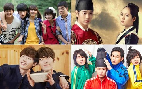 Bạn còn nhớ 5 năm trước, ta đã từng điên đảo vì 13 bộ phim Hàn Quốc này?