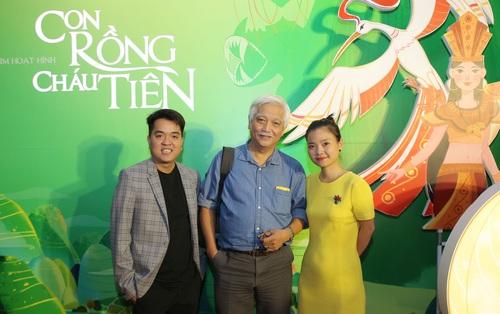 """Giám đốc dự án phim hoạt hình """"Con Rồng Cháu Tiên"""": """"Đây chỉ là bước mở màn, chúng tôi còn nhiều dự án lớn hơn về văn hoá Việt Nam!"""""""