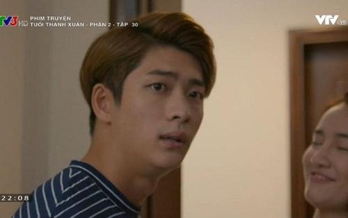 """Linh (Nhã Phương) bắt """"gian tình"""" của Junsu (Kang Tae Oh) và người yêu cũ"""