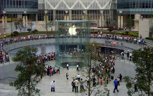 """Lộ ảnh Apple Store sắp mở ngay """"hàng xóm"""" Thái Lan, tha hồ sắm iPhone mới cực nhanh mỗi khi ra mắt"""