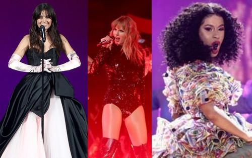 Billboard xếp hạng những màn trình diễn tại AMAs 2018: Taylor Swift chỉ giữ vị trí thứ 2, ai mới là người xuất sắc nhất?