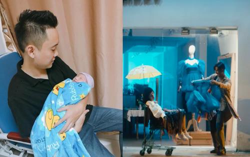 """Vừa lên chức bố, Justatee tung MV """"Thằng điên"""" kết hợp với Phương Ly rồi đây!"""
