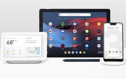 Lúc này Apple, Microsoft và Amazon có lẽ đang ngồi cười khẩy trước màn trình diễn của Google
