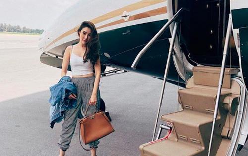 Cô bạn Thái Lan xinh đẹp vừa học vừa kinh doanh, Instagram phủ đầy hình ảnh sang chảnh