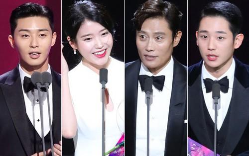 Kết quả APAN Star Awards 2018: Chủ nhân giải Daesang đúng như dự đoán
