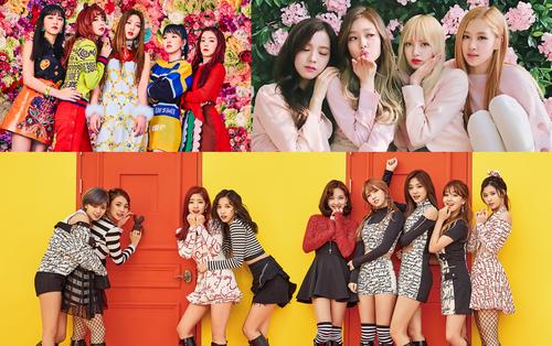 Sẽ như thế nào nếu các hit của 3 nhóm nữ đình đám nhất Kpop hiện tại kết hợp với nhau?