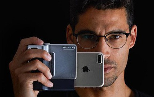 Biến chiếc smartphone của bạn thành máy ảnh DSLR chỉ bằng 1 món phụ kiện
