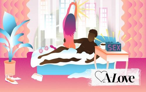Sex vào buổi sáng là tuyệt nhất đấy và lý do ở đây này