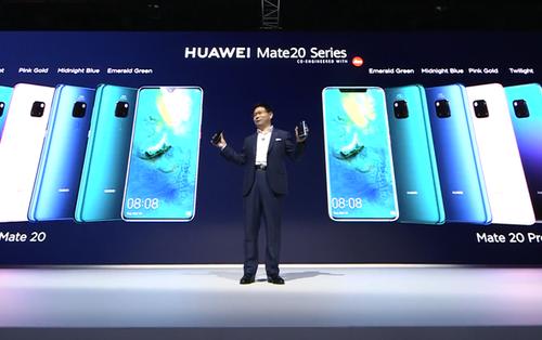 Huawei ra mắt Mate 20 và Mate 20 Pro: Quá nhiều công nghệ đến nỗi không thể viết đủ trên tit!