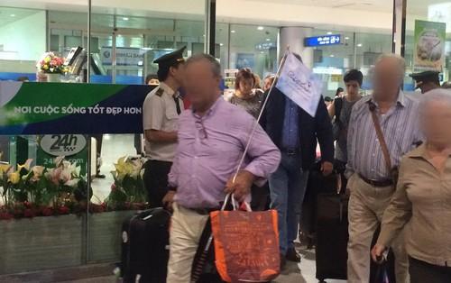Du khách Trung Quốc nhảy lầu tự tử ở Sân bay Tân Sơn Nhất