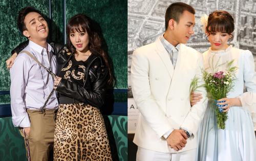 Mượn MV mới để cảm ơn ông xã, Hari Won khóc hết ruột gan diễn phân cảnh drama